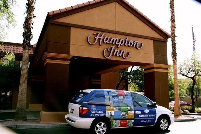 Photo 1 - Hampton Inn Phoenix Scottsdale at Shea Blvd