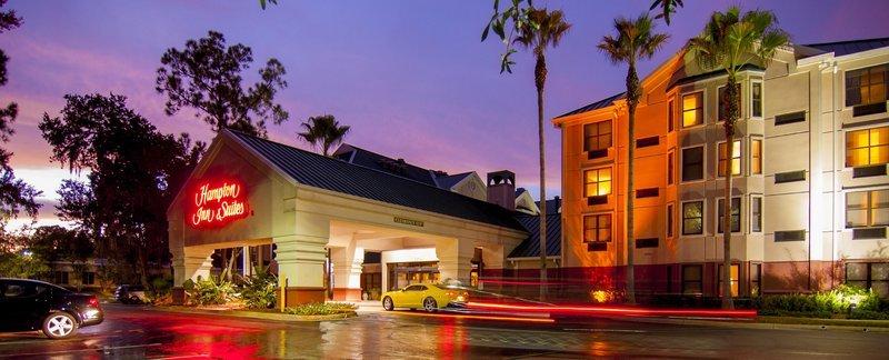 Photo 1 - Hampton Inn & Suites Tampa - North
