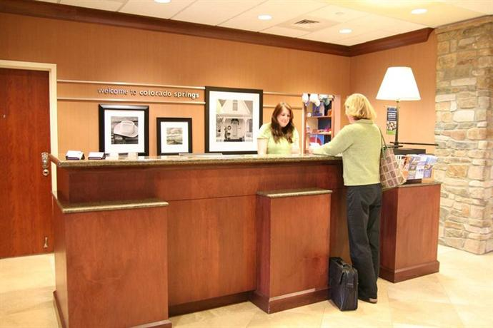 Photo 3 - Hampton Inn & Suites Colorado Springs-Air Force Academy I-25 North