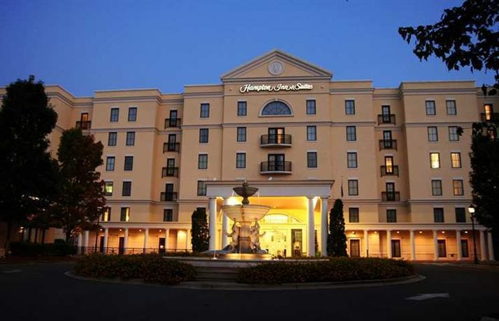 Photo 1 - Hampton Inn Charlotte - South Park