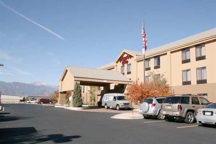 Photo 1 - Hampton Inn Colorado Springs Airport