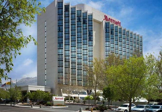 Photo 1 - Albuquerque Marriott