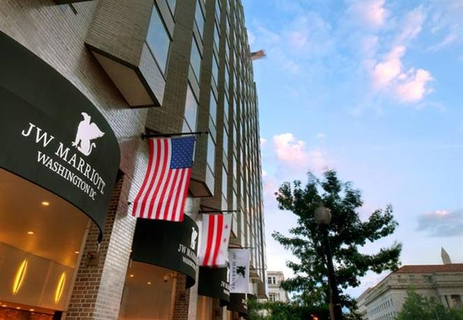Photo 1 - JW Marriott Hotel Washington D.C.