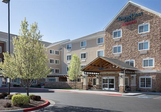Photo 1 - TownePlace Suites Boise Downtown