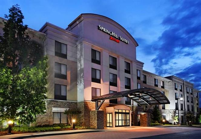 Photo 1 - SpringHill Suites Knoxville at Turkey Creek