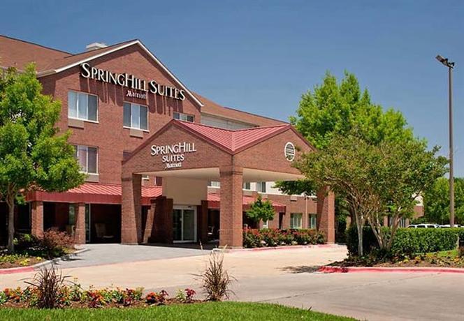 Photo 1 - SpringHill Suites Arlington