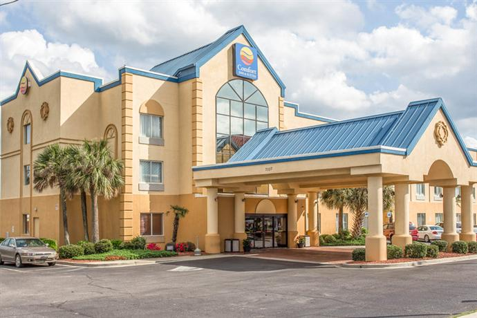 Photo 1 - Comfort Inn & Suites Ft Jackson Maingate Columbia