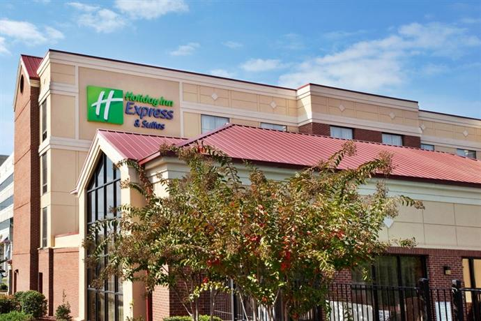 Photo 1 - Holiday Inn Express & Suites Columbia Downtown
