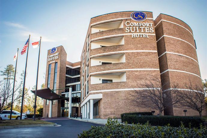 Photo 1 - Comfort Suites Raleigh Durham Airport/RTP