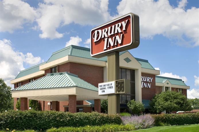 Photo 1 - Drury Inn Indianapolis