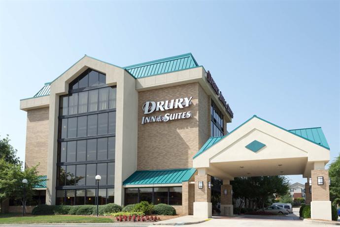 Photo 1 - Drury Inn & Suites Charlotte University Place