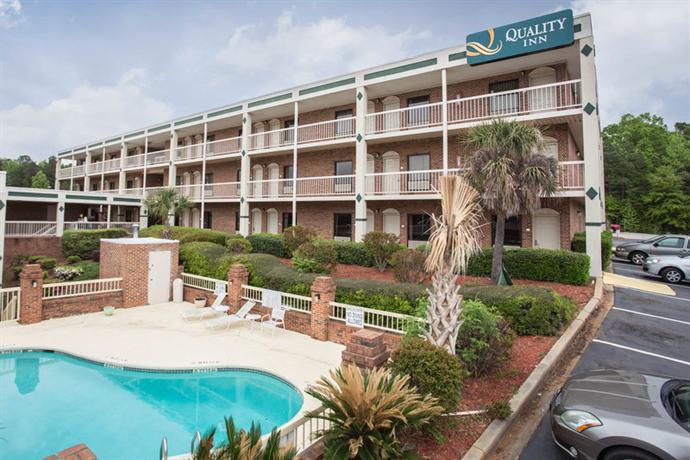 Quality Inn Harbison Columbia (South Carolina), 499 Piney