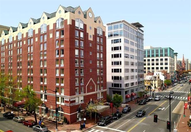 Photo 2 - Fairfield Inn & Suites Downtown Washington D.C.