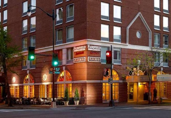 Photo 3 - Fairfield Inn & Suites Downtown Washington D.C.