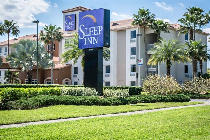 Photo 1 - Sleep Inn Busch Gardens Tampa