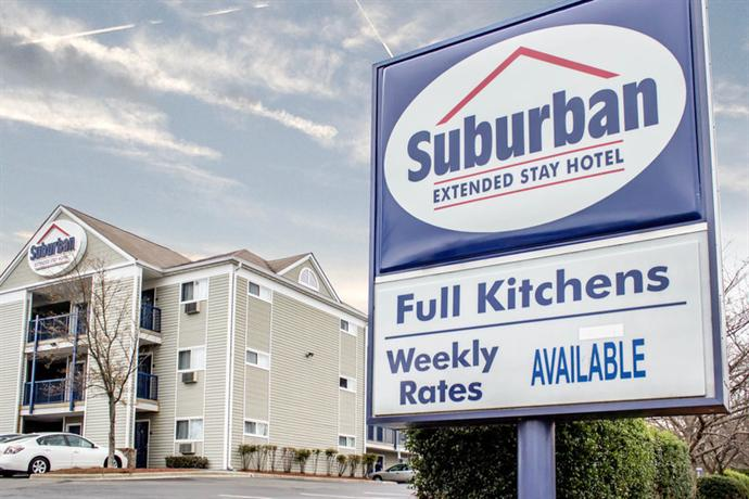 Photo 1 - Suburban Extended Stay Hotel of Greensboro - W. Wendover