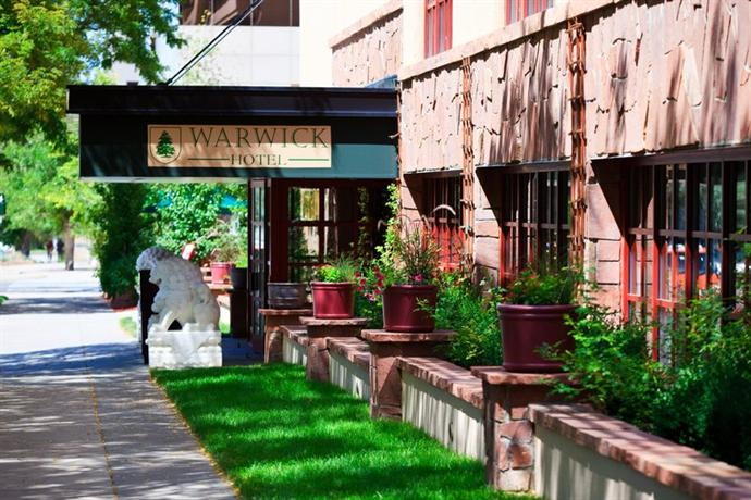 Photo 1 - Warwick Denver Hotel