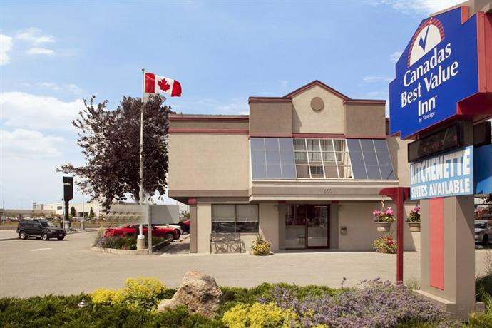 Photo 1 - Canadas Best Value Inn Toronto