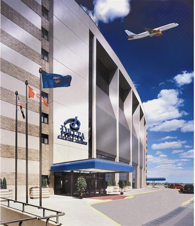 Photo 1 - Delta Calgary Airport