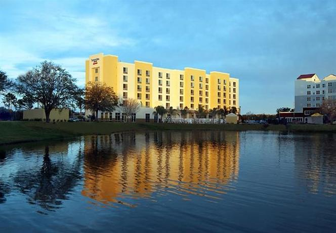 Photo 1 - SpringHill Suites Orlando Airport