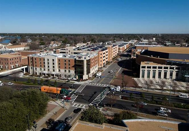 Photo 1 - SpringHill Suites Norfolk Old Dominion University