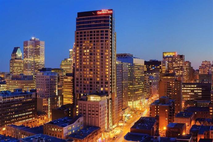 Photo 1 - Hilton Garden Inn Montreal Centre-ville