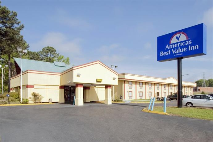 Photo 1 - Americas Best Value Inn Jackson