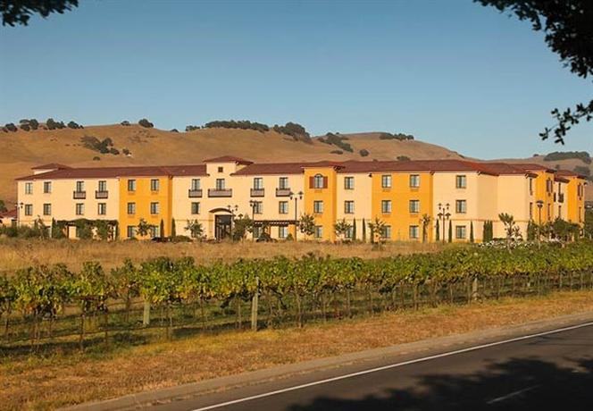 Photo 1 - SpringHill Suites Napa Valley