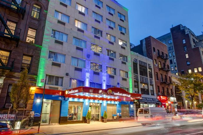 Photo 1 - Comfort Inn Times Square West