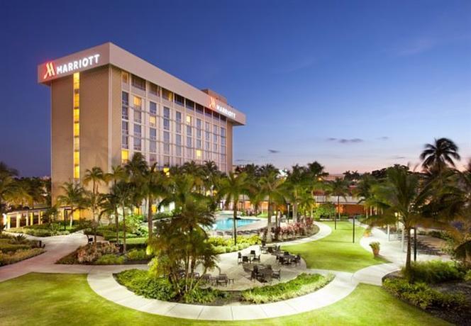 Photo 1 - Miami Airport Marriott