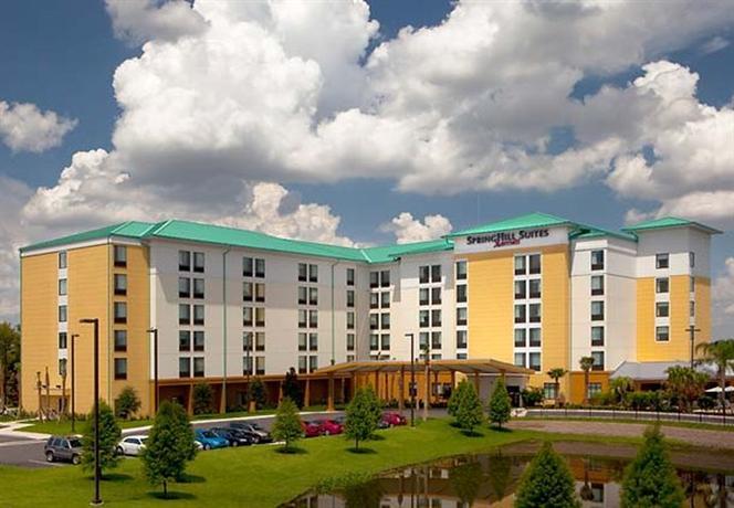 Photo 1 - SpringHill Suites Orlando at Seaworld