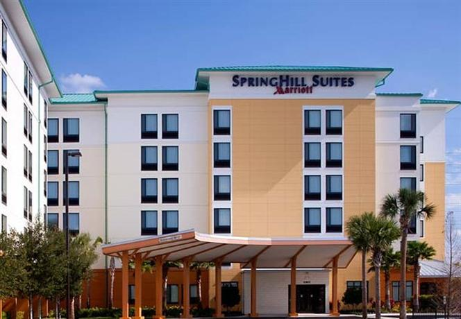 Photo 2 - SpringHill Suites Orlando at Seaworld
