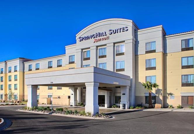 Photo 1 - SpringHill Suites El Paso