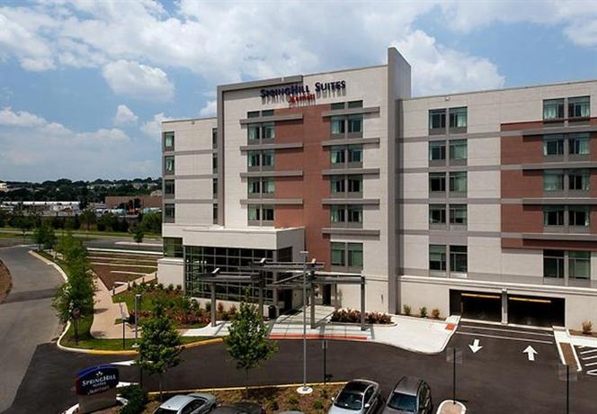 Photo 1 - Spring Hill Suites Alexandria Southwest