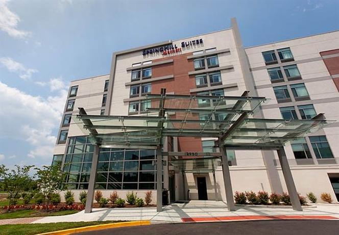 Photo 2 - Spring Hill Suites Alexandria Southwest