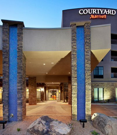 Photo 2 - Courtyard Salt River Marriott