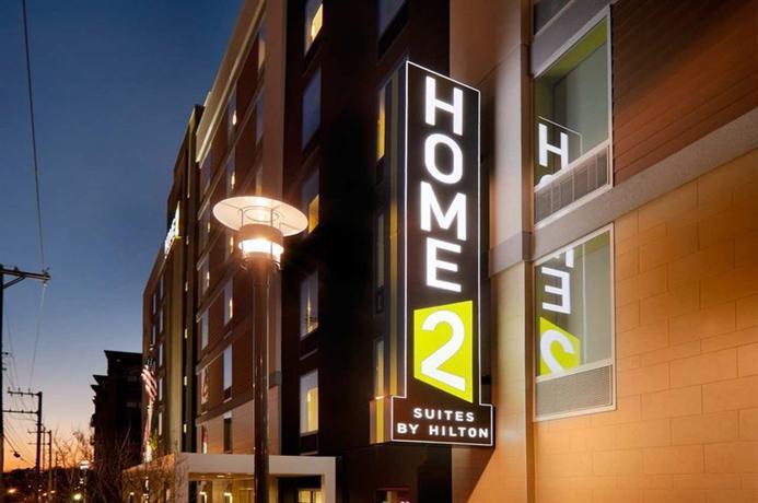 Photo 2 - Home2 Suites Nashville Vanderbilt Hotel