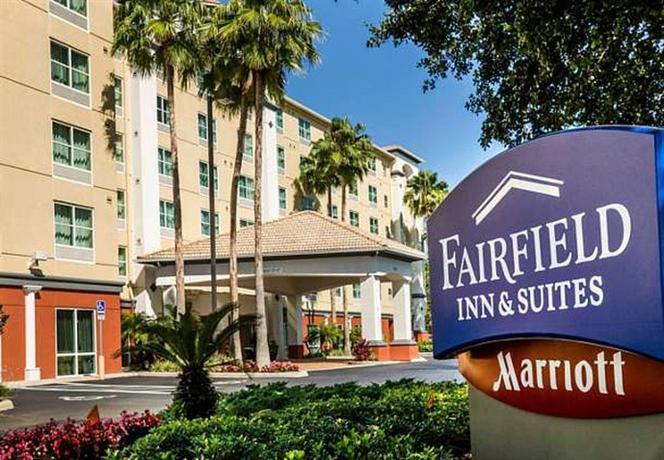 Photo 2 - Fairfield Inn & Suites by Marriott Orlando International Drive Convention Center