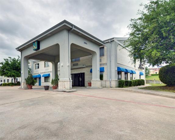 Photo 1 - Quality Inn & Suites Grand Prairie