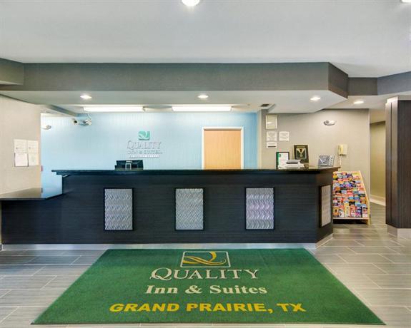 Photo 2 - Quality Inn & Suites Grand Prairie