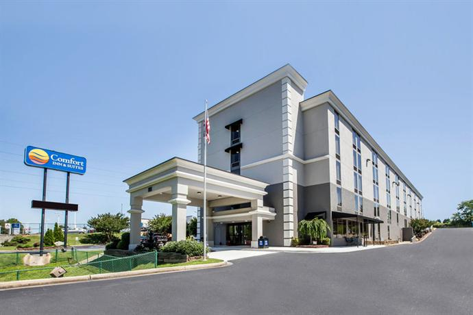 Photo 1 - Comfort Inn & Suites Greenville