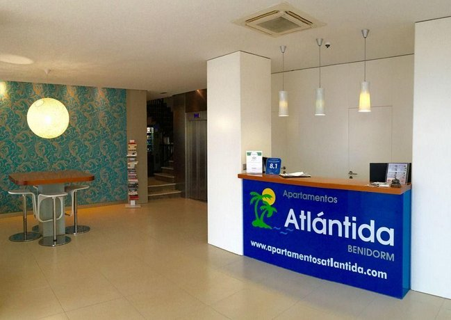 Photo 1 - Apartamentos Atlantida Benidorm