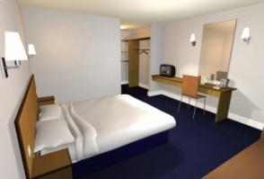 Photo 3 - Travelodge Central Hotel Hatfield (England)
