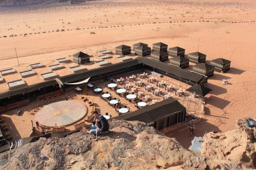 Photo 2 - Quteish Tourist Camp Wadi Rum Desert Service