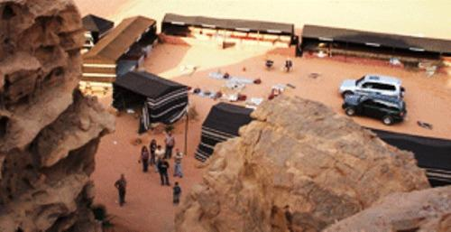 Photo 3 - Quteish Tourist Camp Wadi Rum Desert Service
