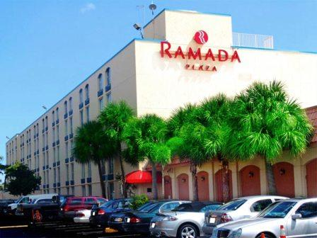 Photo 1 - Ramada Plaza Fort Lauderdale