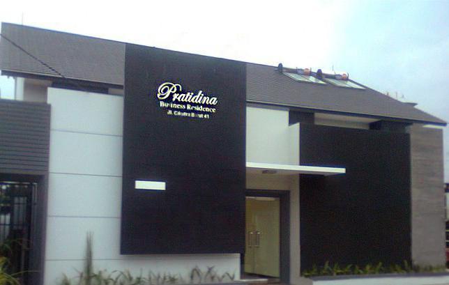Pratidina Hotel Jalan Cikutra Barat No 41 Bandung ID