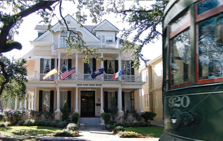 Photo 1 - Park View Guest House New Orleans