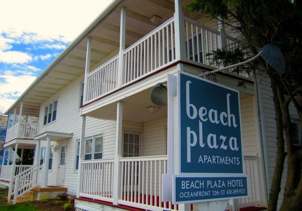 Photo 1 - Beach Plaza Hotel Ocean City