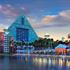 Walt Disney World Dolphin, Orlando, Florida, U.S.A.